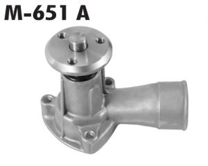 Light Passenger Vehicle Water Pump