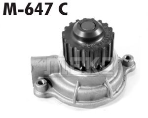 Commercial Mini Loader Water Pump